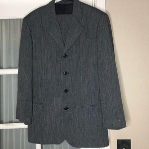 Young Men's Suit - Coat 38, Pants 32-32